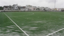Limonta Hockey Field at VMSS Sports Complex, Vadodara