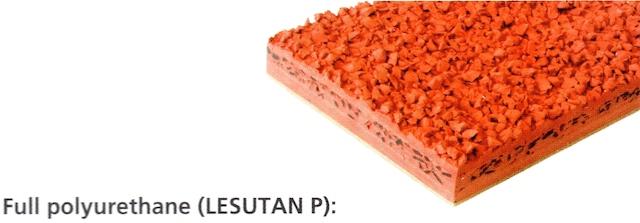 Lesutan P